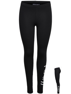 Only Play Sport broek onpSISLEY JERSEY LEGGINGS 15137164 Black/White