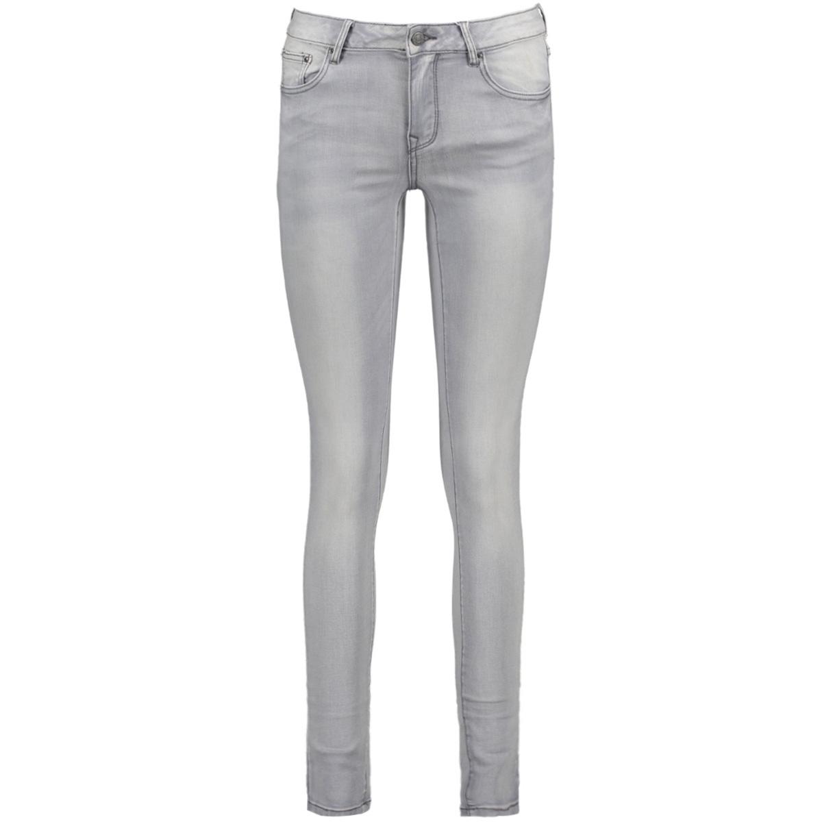 vicommit rw 5p hk0101 grey gv/2 14044592 vila jeans grey denim