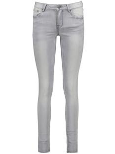 Vila Jeans VICOMMIT RW 5P HK0101 GREY GV/2 14044592 Grey Denim