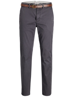 Jack & Jones Broek JJICODY JJSPENCER WW DARK GREY NOOS 12125512 Dark Grey