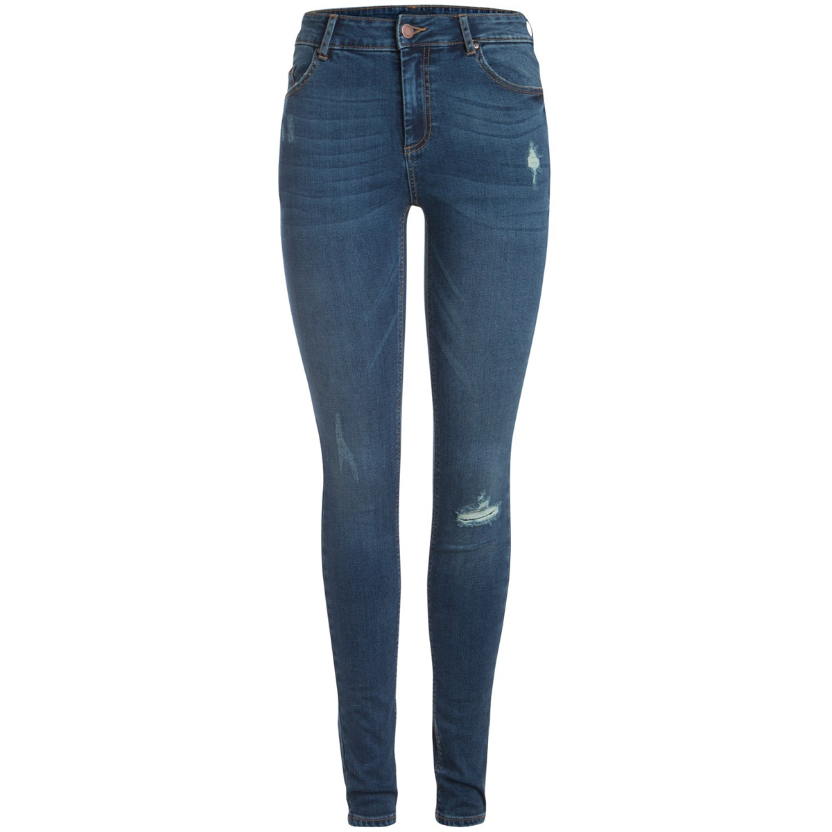pcfive betty dnm f114 mw skn des mb 17082992 pieces jeans medium blue denim