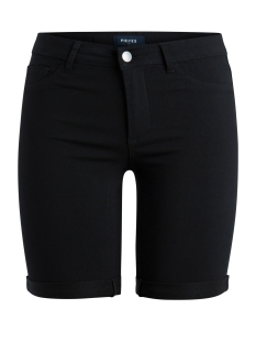 Pieces Korte broek PCSKIN WEAR LONG SHORTS BLK/NOOS 17080664 Black