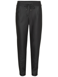 Vero Moda Broek VMRORY NW LOOSE COATED STRING PANTS 10183257 Black