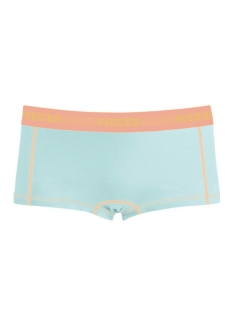 Pieces Ondergoed PCLOGO LADY BOXERS14-223 FEATHER 17085814 Moonlight Jade