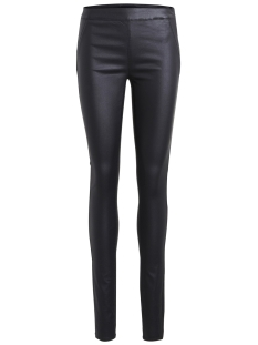 Object Legging OBJBELLE COATED LEGGINGS NOOS 23025340 Black