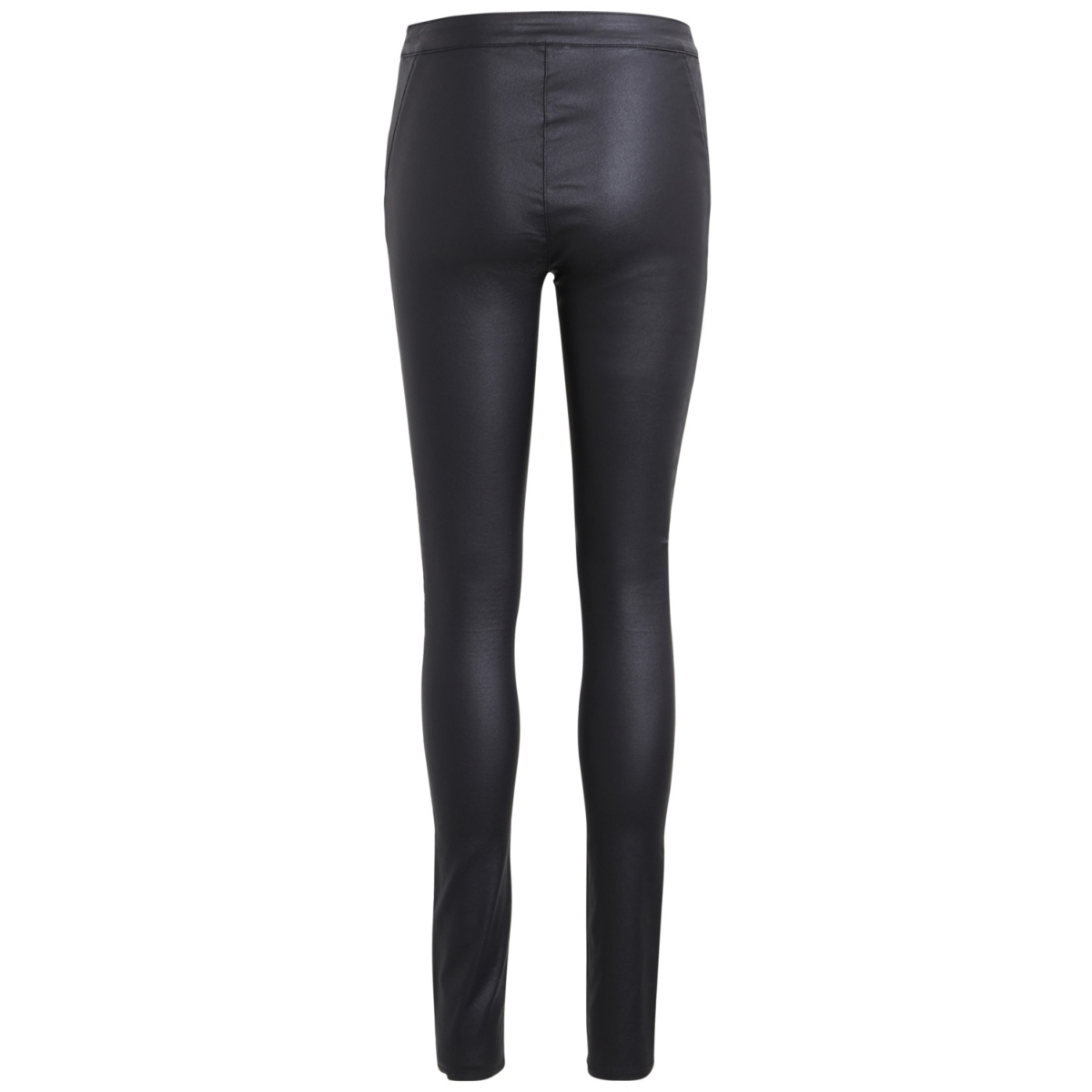 objbelle coated leggings noos 23025340 object legging black