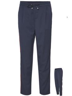 VMRORY NW LOOSE PIPING PANTS 10183271 Navy Blazer