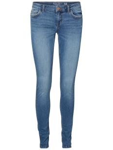 Noisy may Jeans NMEVE LW POCKET PIPING JEANS VI878 27000756 Medium Blue Denim