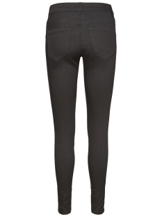 vmhot seven nw slim pants aw 10183250 vero moda broek black