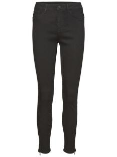 Vero Moda Jeans VMSEVEN NW SS ZIP ANKLE J BLK VI600 10184492 Black