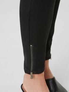 vmseven nw ss zip ankle j blk vi600 10184492 vero moda jeans black