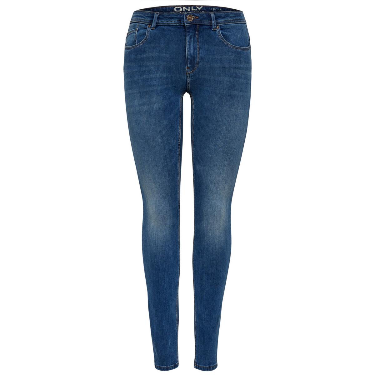 onlcarmen reg sk dnm jeans soo1772a 15138835 only jeans medium blue denim
