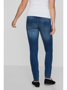 mlfifty 002 slim jeans noos 20008294 mama-licious positie broek medium blue denim