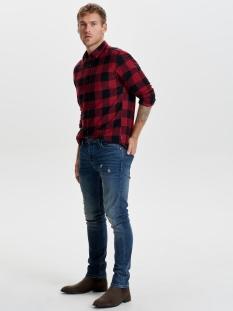 onsweft med blue 6970 pa (1140) noo 22006970 only & sons jeans medium blue denim