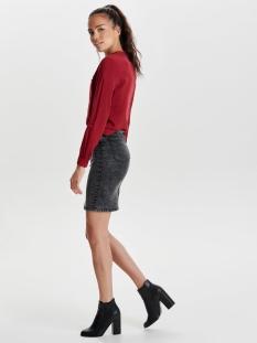 onlrain pencil skirt pnt cry4990 15142684 only rok dark grey