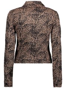onlcamilla westa leo aop jacket 15149799 only jas black/ leo