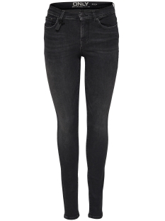 Only Jeans onlSHAPE DELUXE DNM JEANS REA18001 NOOS 15138726 Black