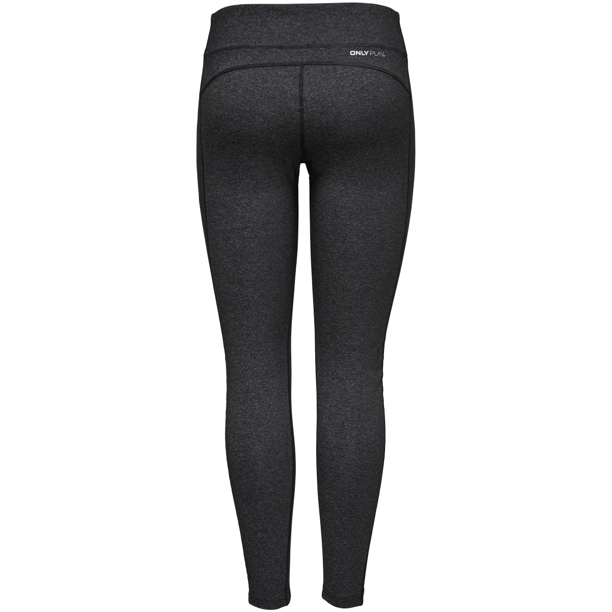 onpbianca slim training tight 15138812 only play sport broek dark grey melange