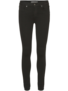 Vero Moda Jeans VMLUX NW SUPER SLIM JEANS BA037 NOOS 10158160 Black