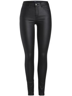 Pieces Broek PCFIVE COATED MW SKN JNS TB/NOOS 17080920 Black