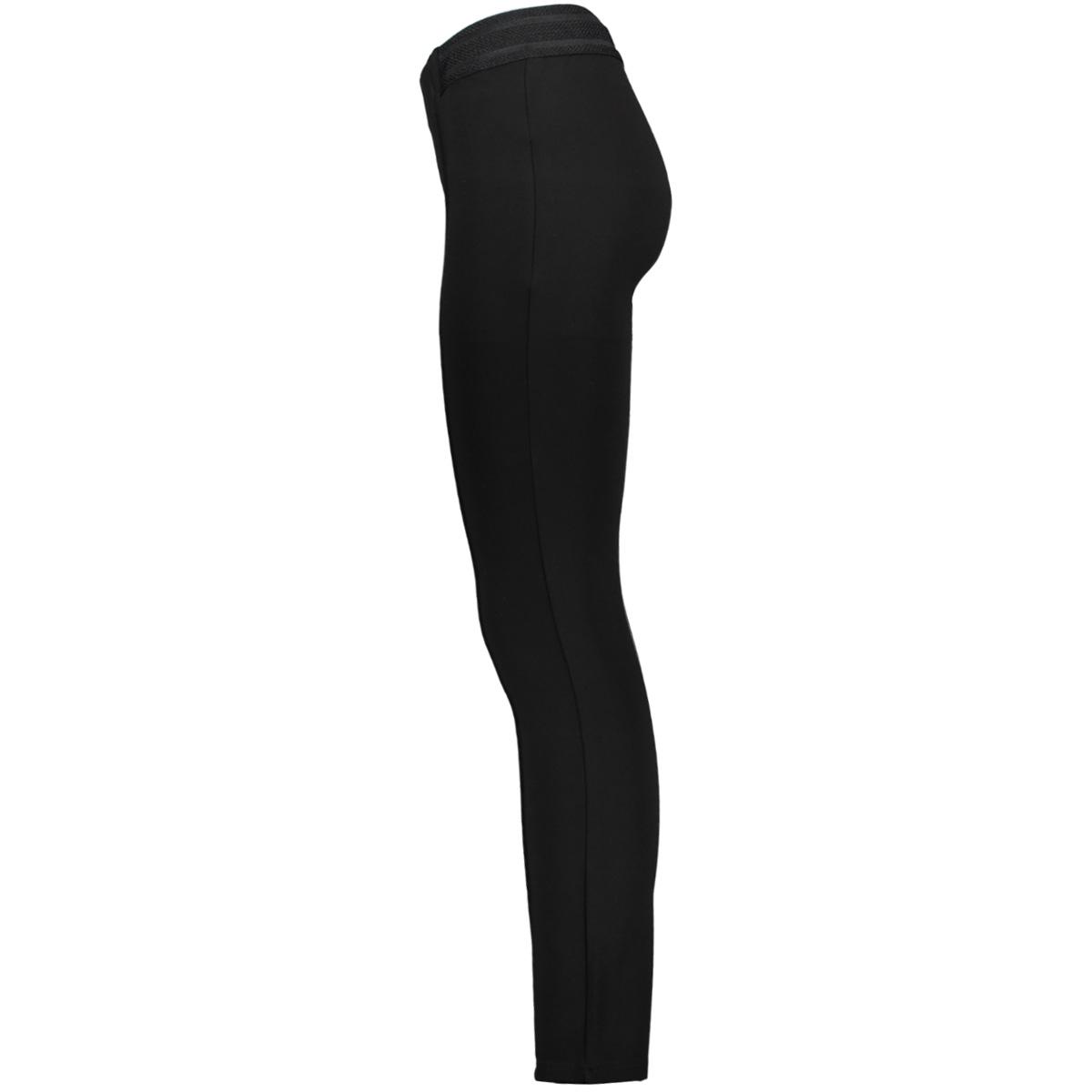 vmstorm hw slim stitched legging 10185902 vero moda legging black