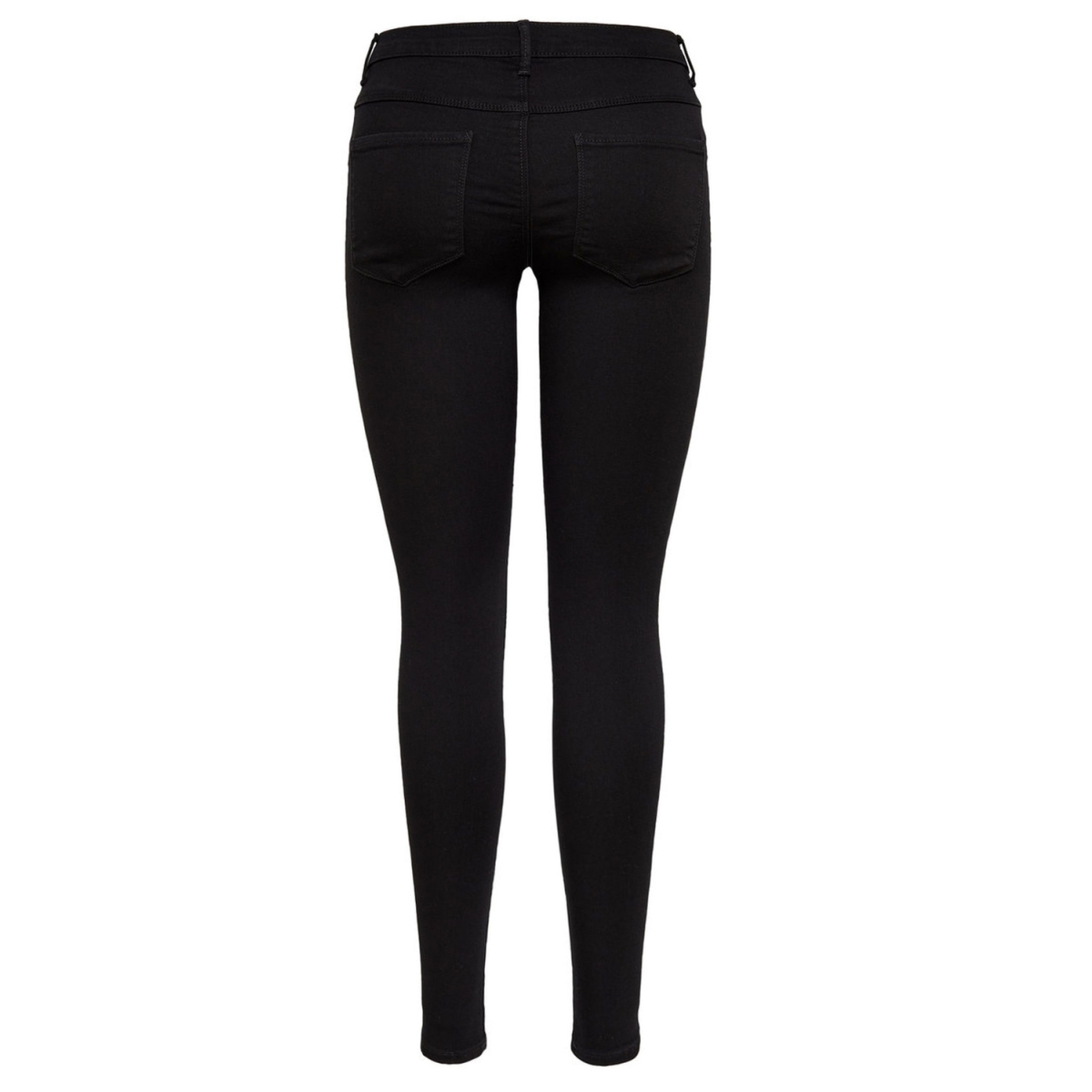 onlrain reg skinny jeans cry6060 15129693 only jeans black denim