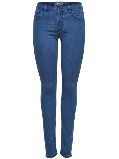 Only Jeans onlRAIN REG SKINNY JEANS CRY5055 NOOS 15131044 Medium Blue Denim