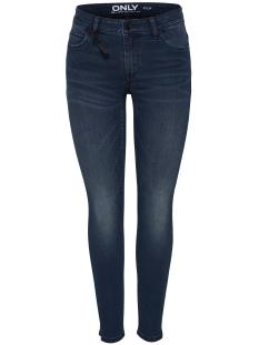 Only Jeans OnlCARMEN REG SK DNM JEANS 15138706 Dark Blue Denim