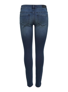 onlcarmen reg sk dnm jeans cry1602 noos 15138706 only jeans dark blue denim