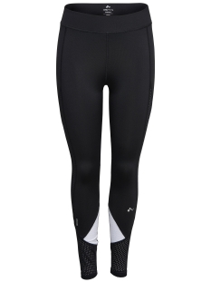 Only Play Sport broek onpANNIE TRAINING TIGHTS 15134704 Black/White