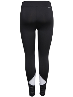 onpannie training tights 15134704 only play sport broek black/white