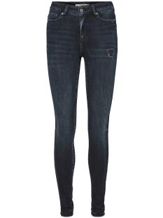 Vero Moda Jeans VMSEVEN NW SS BLACKBLUE JEANS 10187372 Dark Blue Denim