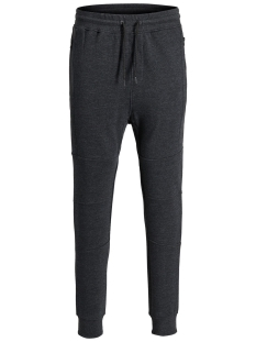 Jack & Jones Broek JCOWILL SWEAT PANT NOOS 12111598 Dark Grey Melange