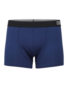 Only & Sons Ondergoed onsNICK TRUNK 1-PACK NOOS 22007601 Aegean Blue