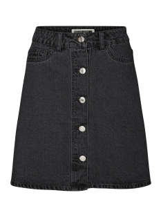 Noisy may Rok NMSUNNY SHORT DNM SKATER SKIRT BLCK 27000430 Black