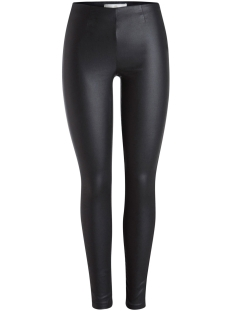 Pieces Legging PCSKIN PARO  HW LEGGINGS COATED BLACK 17085477 Black