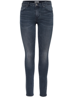 Only Jeans onlCARMEN REG SK  JEANS CRYSA1433 2 15145320 Dark Blue Denim