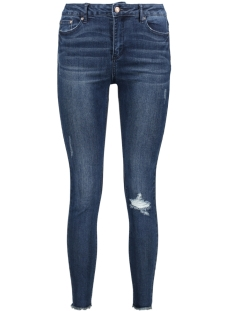 Only Jeans onyPEARL HW DB RAW HEM JEANS DNM 15147859 Dark Blue Denim