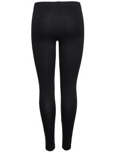 onphodel jersey leggings 15135554 only play sport broek black- white