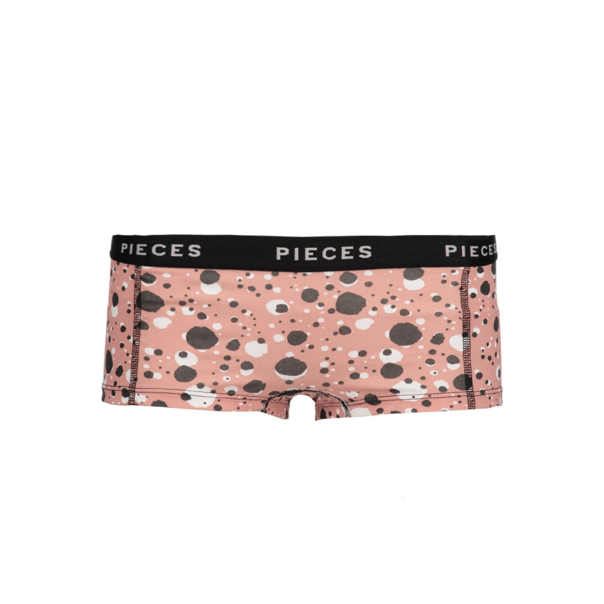 pclogo lady boxers 14-230 dots 17086520 pieces ondergoed ash rose/comb b