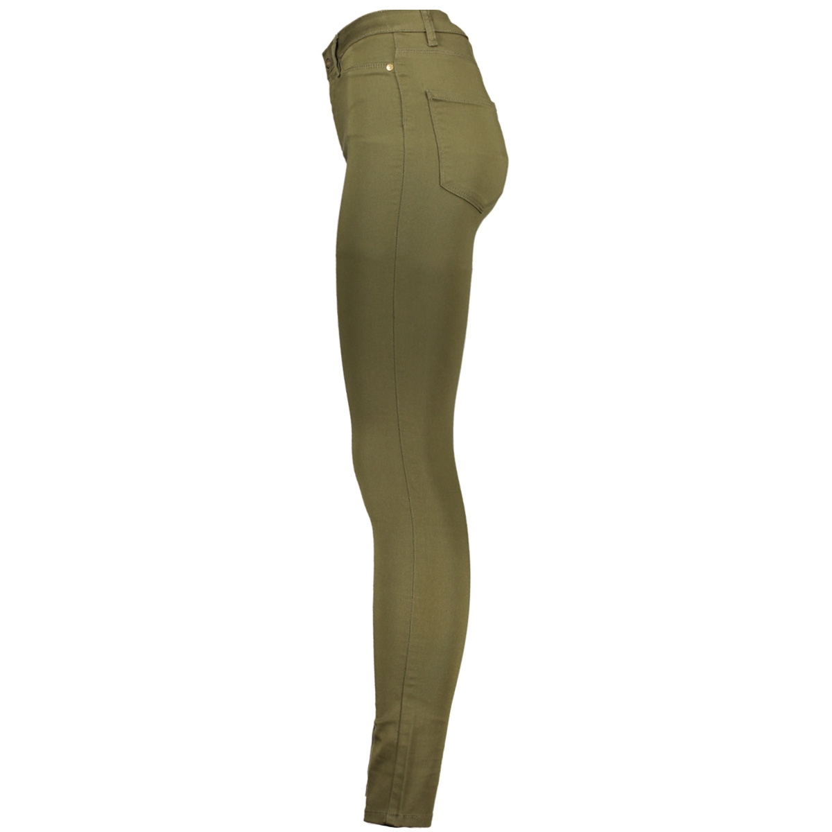vmflex-it nw color jegging rep 10193431 vero moda broek ivy green