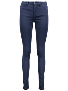 Vero Moda Broek VMFLEX-IT NW COLOR JEGGING REP 10193431 Navy Blazer