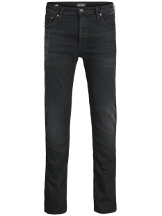 Jack & Jones Jeans JJITIM JJORIGINAL AM 652 12129894 Black Denim