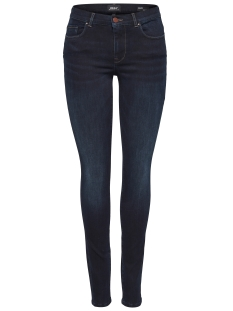 Only Jeans onlSHAPE REG SKINNY  JEANS REA18726 NOOS 15145264 Dark Blue Denim