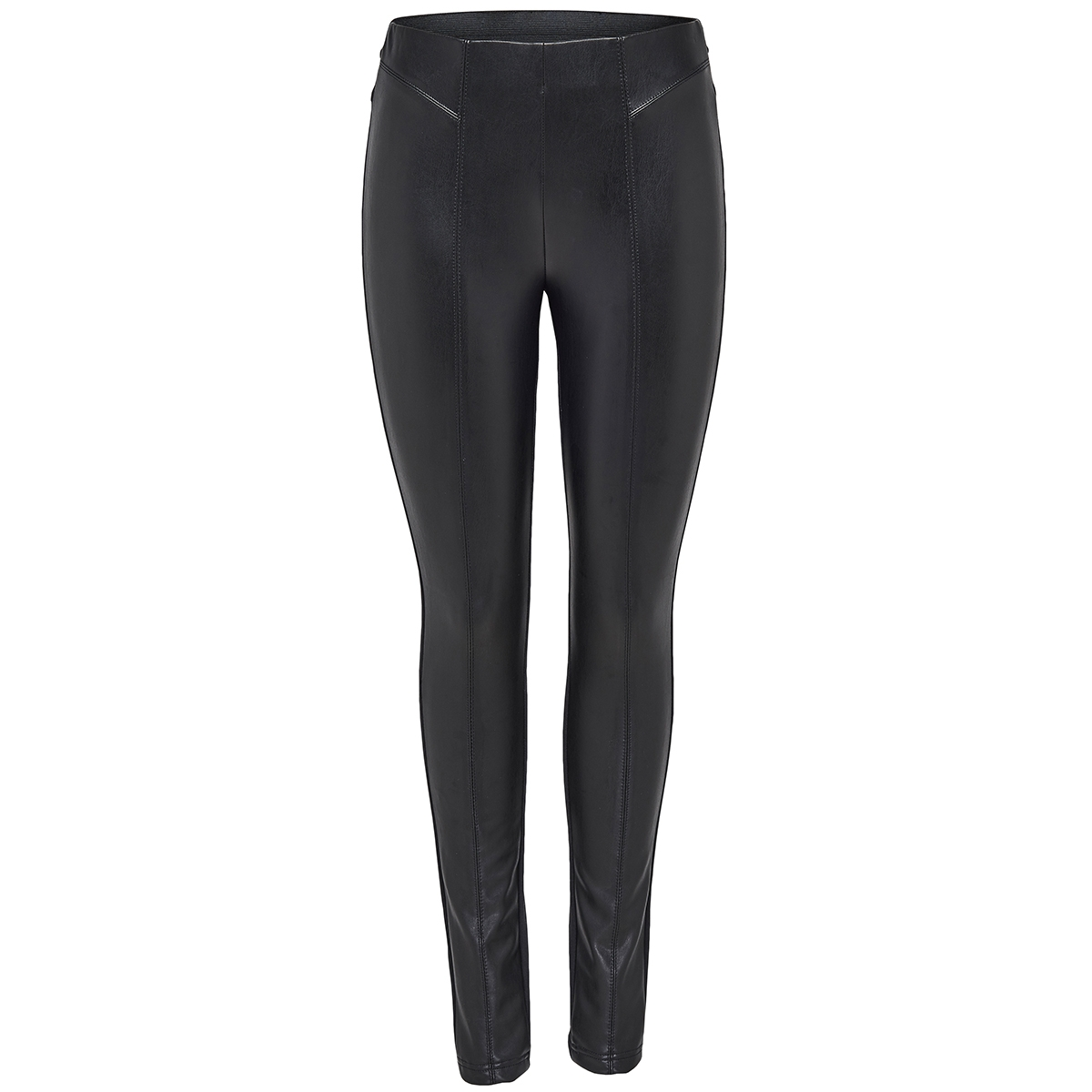 onlmary faux leather mix leggings otw 15139730 only legging black
