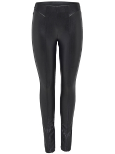 Only Legging onlMARY FAUX LEATHER MIX LEGGINGS OTW 15139730 Black
