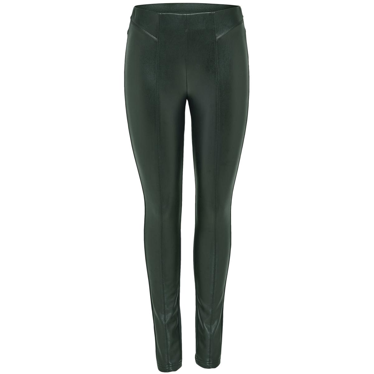 onlmary faux leather mix leggings otw 15139730 only legging jet set