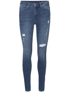 Vero Moda Jeans VMSEVEN NW SUPER SLIM JEANS BA308 10193709 Medium Blue Denim