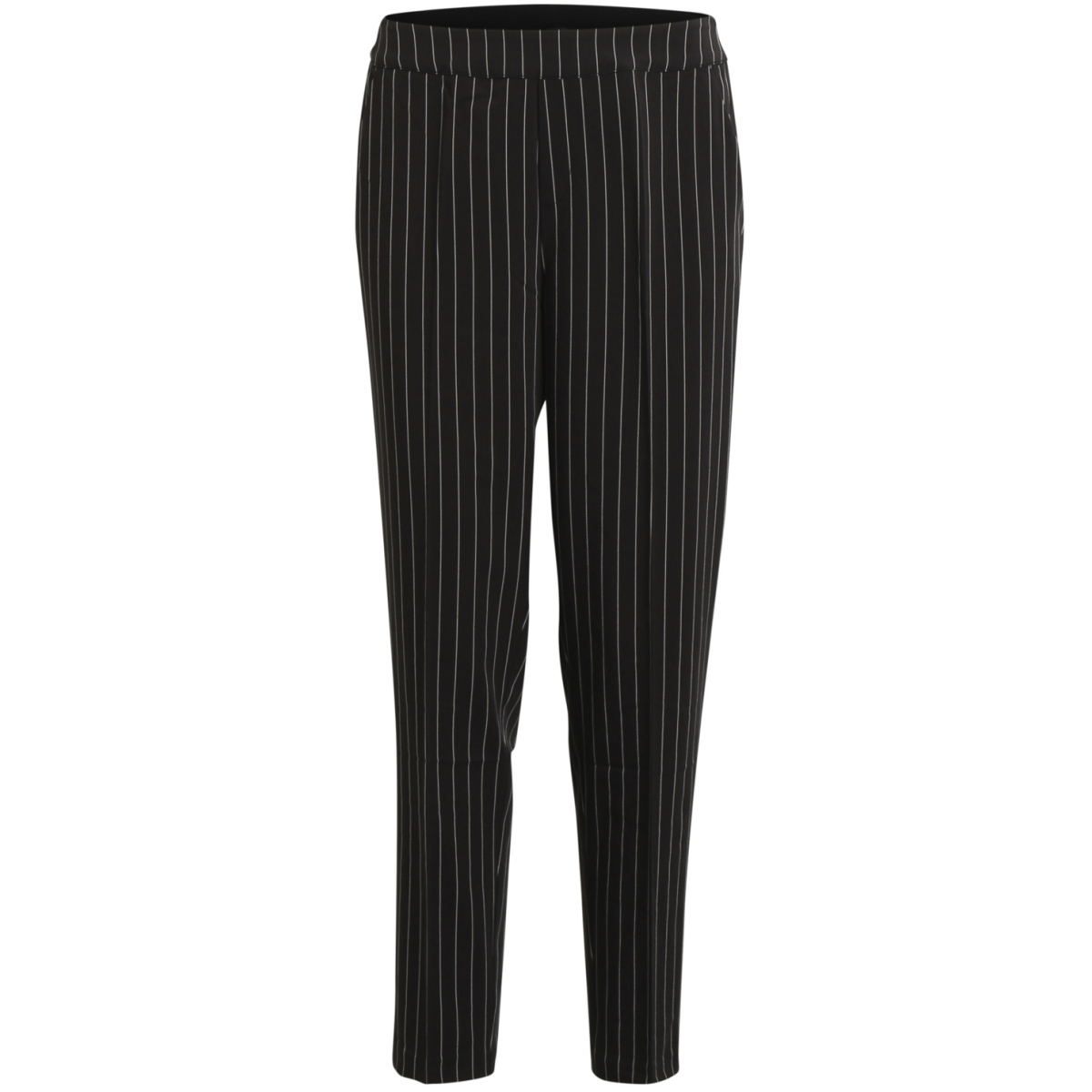 objcecilie mw striped 7/8 pant a 23026929 object broek black/white pins