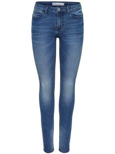jdyskinny reg mag jeans dnm 15146185 jacqueline de yong jeans meduim blue denim